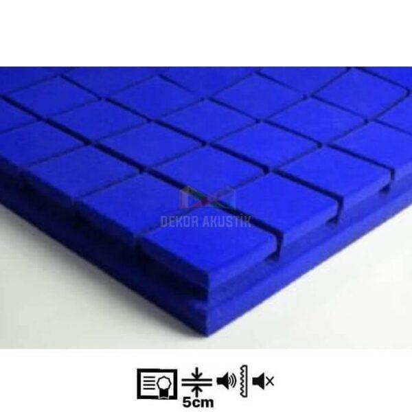 vicoustic flexi kare panel mavi