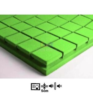 vicoustic flexi kare panel yeşil
